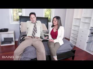 [Bang! Originals] Trickery Kaylani Lei (Kaylani Lei Offers Her Advice, Her Pussy And Her Asshole To A Guy In Need!) [2019, Anal