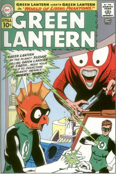 Green Lantern - Showcase Presents Green Lantern, volume 1 Rd3VuY0lsc8