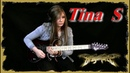 Dragon Force - Through the Fire and Flames - Tina S Cover