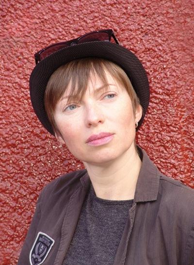 Наталья Стригунова-Егорова