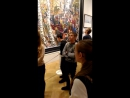 Метапредметные уроки по английскому языку и истории для 8Б класса ГБОУ Школа №2065 прошли на территории собора Москвы, Храма Хри