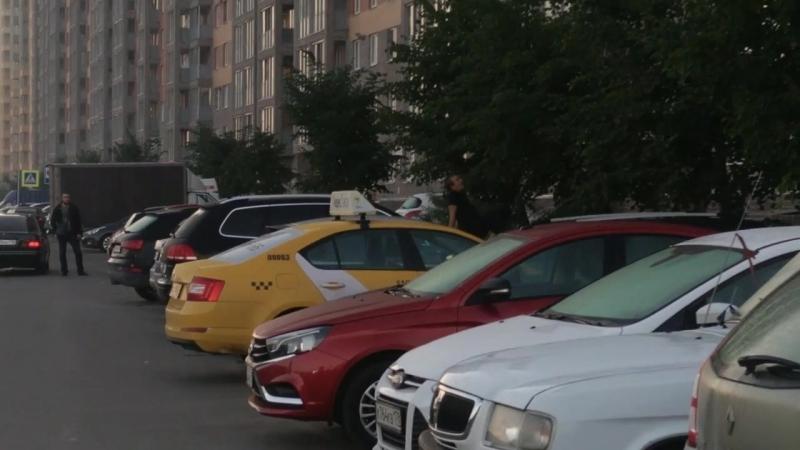 В Кудрово наркоман решил заняться сексом с автомобилем
