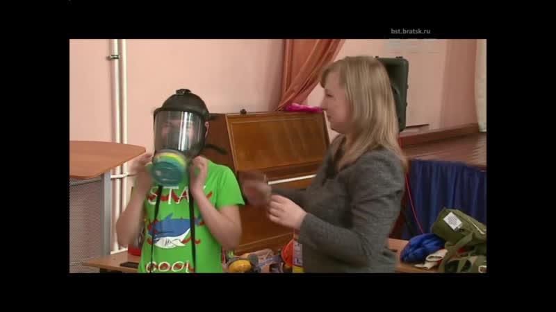 Специалисты ООО Транснефть Восток провели урок безопасности для вихоревских школ