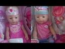 РАСПАКОВКА Беби Борн сравнение аналога Беби Борн и Малятко немовлятко