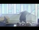 аниме клип шкаф стеклянный