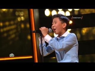 Ты супер!: Даулетхан Аканов, 13 лет, Казахстан. Джулия
