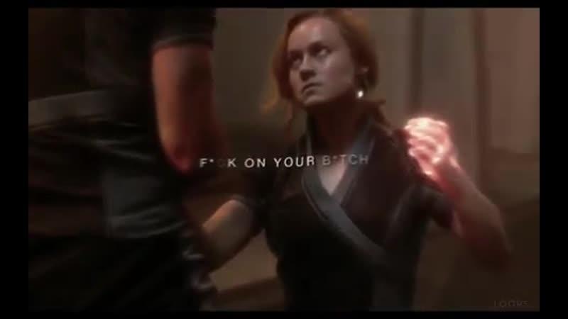 Carol danvers and tony stark