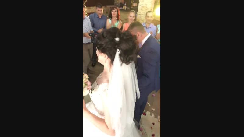 Свадьба Анюты 😆❤️