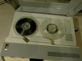 Portable reel tape recorder Носимый бобинный магнитофон Дель