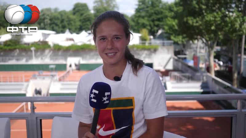 Daria Kasatkina | VK Q | Roland Garros
