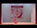 Герус Злата классика дети 2 продолжающие 2-е место на 3 фестивале арабского танца VOLGORAKS