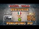 Versuker VS PingPong Po | BBXKINGS | Eighth Finals (2017-06-25)