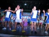 Justiniano Club Park Conti. Клубный танец
