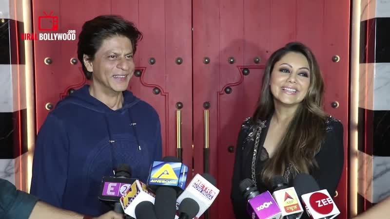 Mere Permission k Bina Shahrukh Khan koi Restaurant Mein Nahi Jaa Sakhte - GAURI KHAN