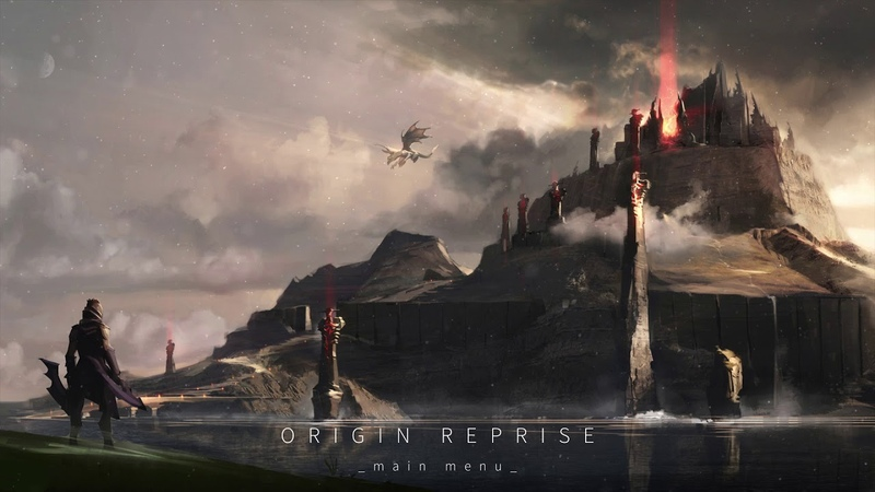 TheFatRat - Origin Reprise (DOTA 2 Music Pack)