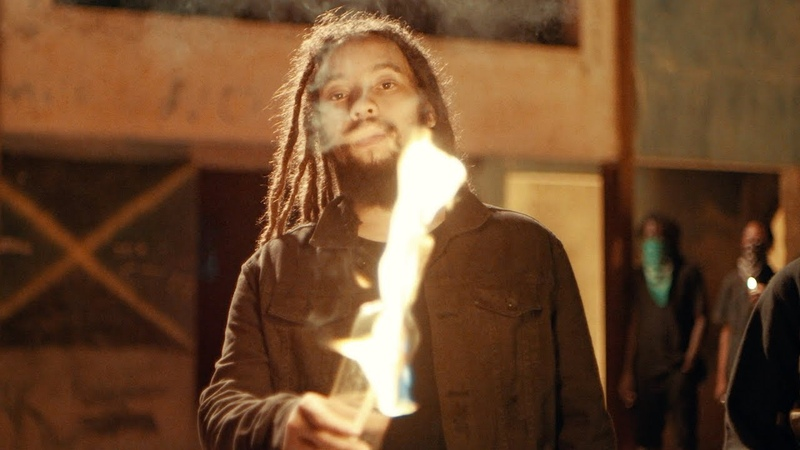 Jo Mersa Marley - Burn It Down (ft. Yohan Marley)