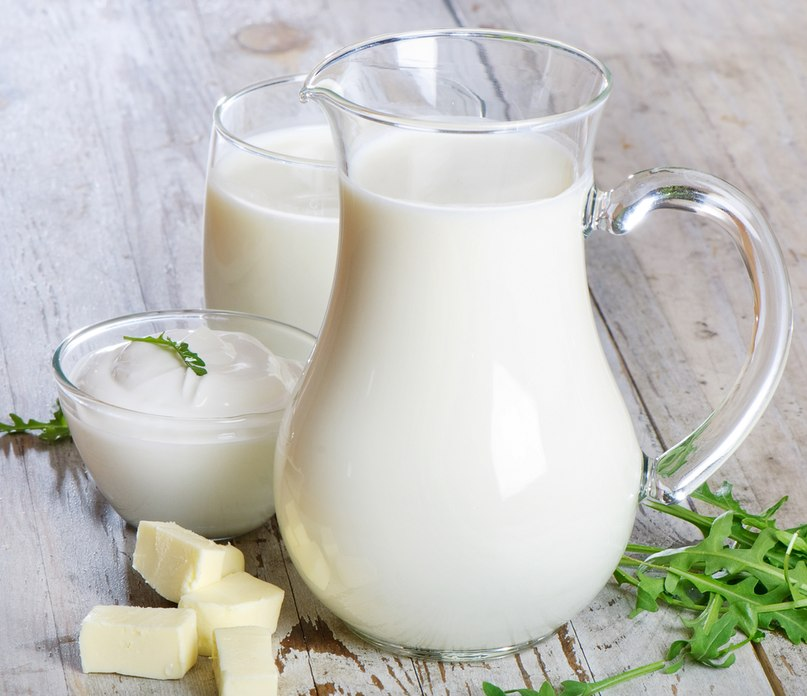 Притча. Бутылка молока