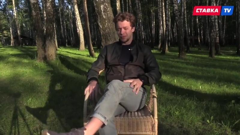 [Lysenkov TV] Только не думайте, что Олег Знарок обиделся из-за машины (интервью Панарина)
