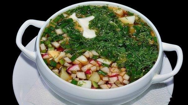 Холодные летние супы: топ 5 рецептов В жаркое