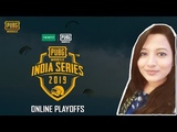 Oppo X PUBG Mobile Online India Series Playoffs- Day 4 - Paytm on Screen