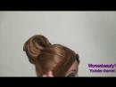 Вечерняя прическа на длинные волосы! Wedding prom hairstyles