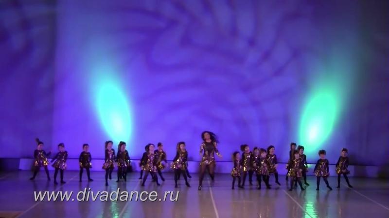 Маленькие звезды Детская современная хореография детский танец Диваданс (2)