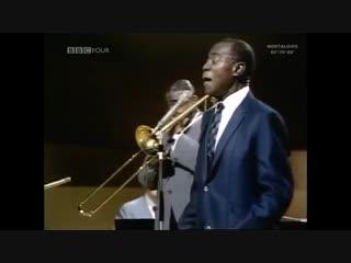 Самая добрая песня (louis armstrong what a wonderful world,1967)