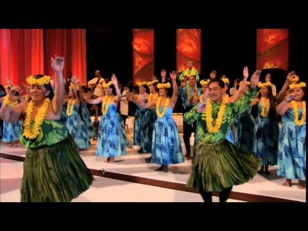 Keali'i Reichel performing from the DVD Kukahi