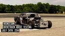 How it all began Ken Blocks the first gift on the Mustang Prodigy - Spitfire old video of 2014