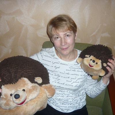 Лариса Макагонова, 7 мая , Москва, id198598219