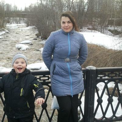Наташа Куликова, 24 января , Петрозаводск, id202850411