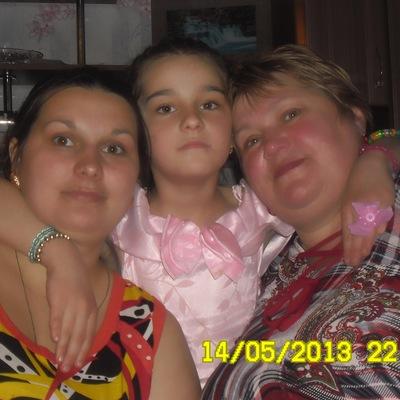 Ульяна Жигалова, 23 апреля 1985, Назарово, id211945787