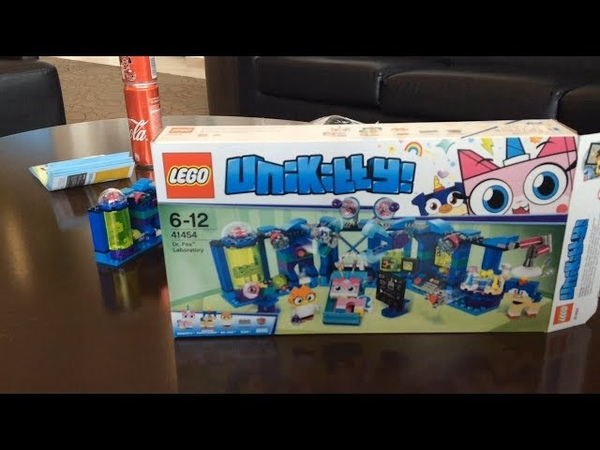 ОБЗОР НАБОРА LEGO UNIKITTY 41454 LABORATORY ЛАБОРАТОРИЯ ДОКТОРА ФОКСА смотреть онлайн без регистрации