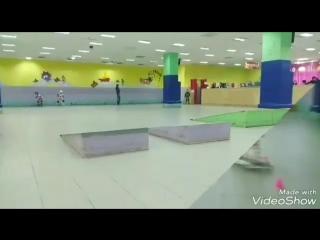 Парная тренеровочка Богдана и Апполинария