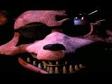 FNAF 3 FAN GAME NEW FOXY JUMPSCARE Five Nights at Freddys 3 Secret Death!!