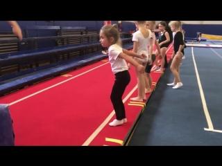 Школа акробатики гимнастики Вятининой Ирины