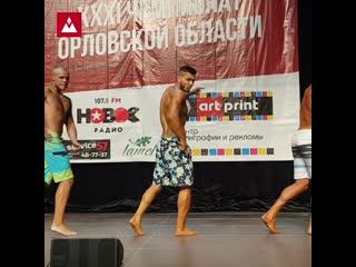 Артём Шабанов - чемпионат