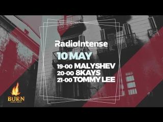 Live @ Radio Intense 10.05.2018