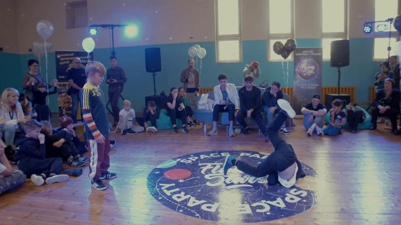 FS dance studio (Minsk) - Break Dance - Kids