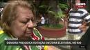 MULHER GRITA NO OUVIDO DE IDOSA ELE NÃO - Globo News