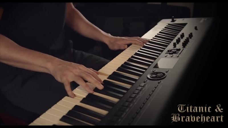 Braveheart Titanic: Piano Suite - A James Horner Tribute.