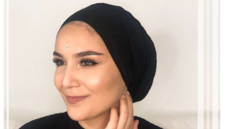 Simple Modest Turban Style Fitness Everyday I Kolay spor ve fitness türban modeli