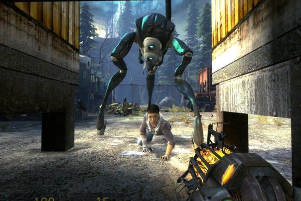 Half-Life. История создания игры