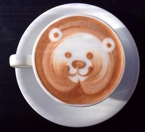 Кава - вона начебто зігріває
