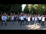 Флешмоб в парке Dubstep, Hip Hop | школа танца DI - Кривой Рог