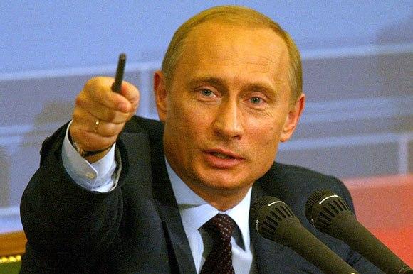 Путин подписал договор о присоединении Республики Крыма и Севастополя к России
