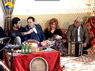 Ay Zaur - Elikram Bayramov, Babek Nifteliyev, Xatun Ashiq Azer, Aslan qarmon (Tam-  06.04.2013)