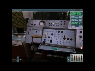 Запуск Поезда в Trainz simulator 2012