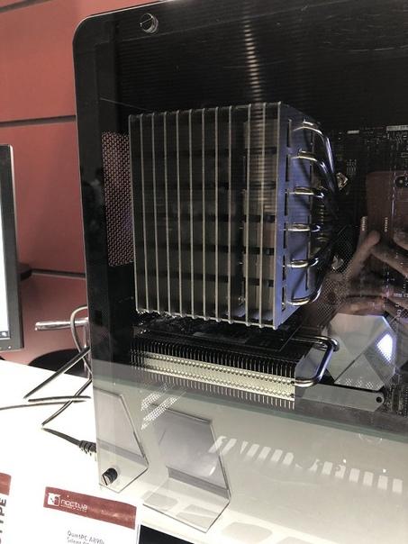 Noctua работает над пассивным CPU-кулером массой 1,5