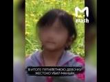 После убийства 5-летней девочки в Серпухове уволен начальник местной полиции